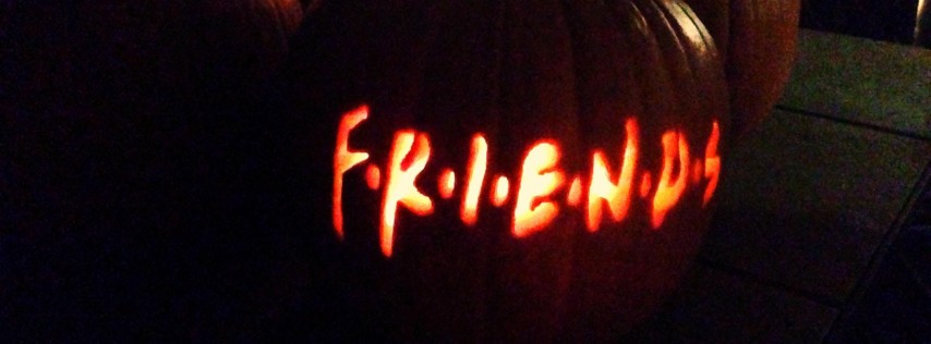 'Friends' Halloween Trivia at Loflin Yard