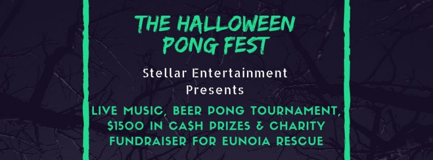 The Halloween Pong Fest