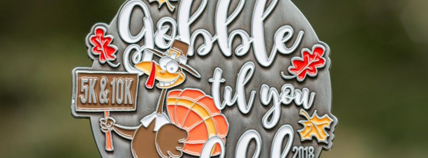 Gobble Til You Wobble 5K & 10K - Myrtle Beach