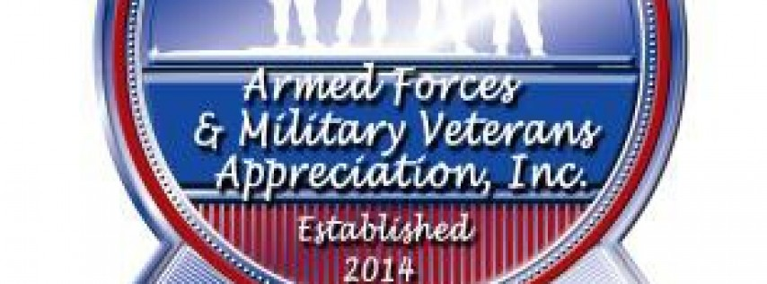 Armed Forces, Military, Veterans and First Responders Appreciation Day!!