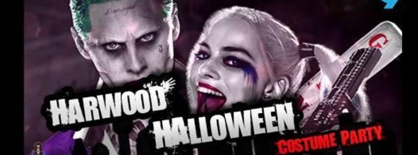 Harwood Halloween Costume Party