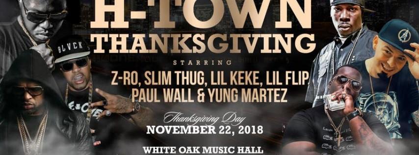 H-Town Thanksgiving Concert