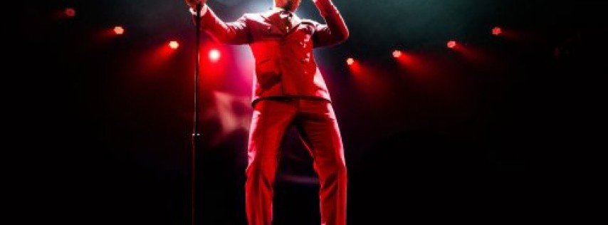Maxwell: 50 Intimate Nights in Memphis