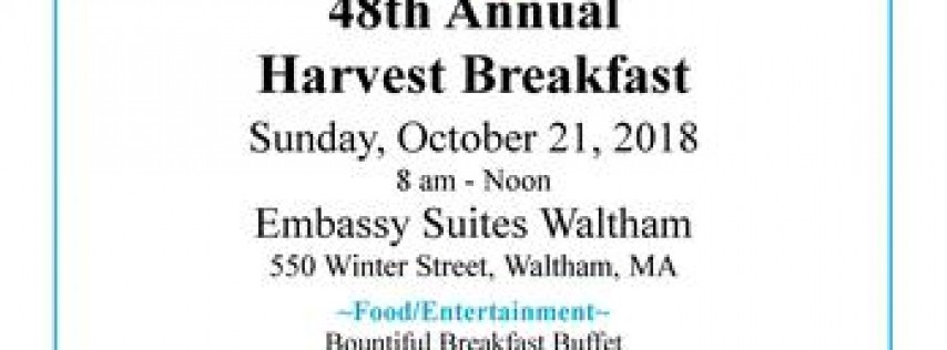 48th Annual Harvest Breakfast