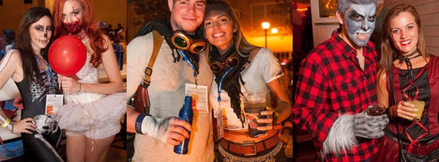 11th Annual Raleigh Boogeyman Bar Crawl