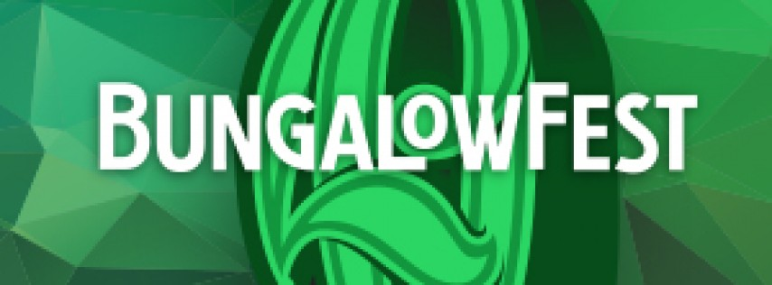 20TH ANNUAL BUNGALOWFEST
