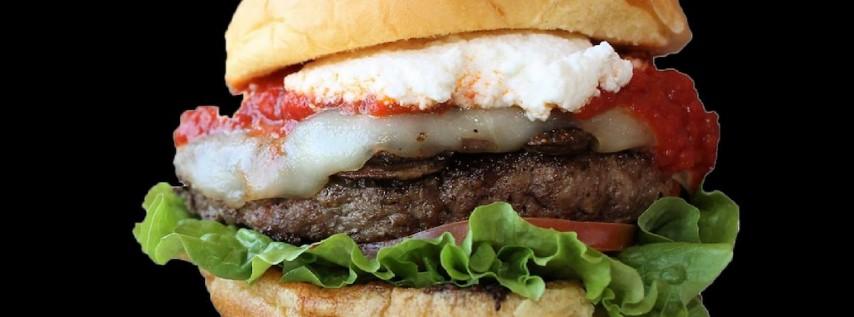 The 'GodFather' at Boulevard Burgers