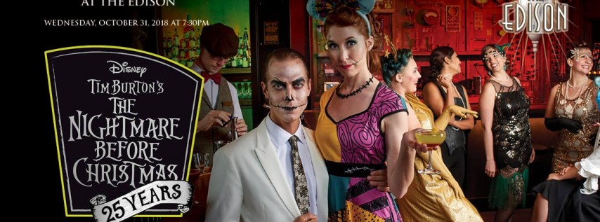 A Halloween Soiree at The Edison
