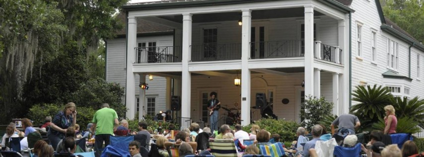 Jazz'n Blues Concert at Harry Leu Gardens