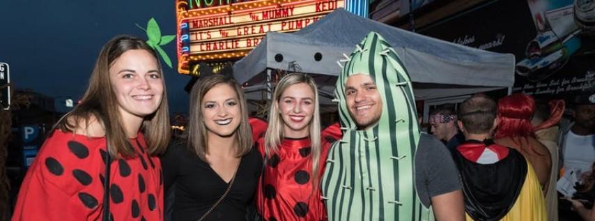 Halloween Bar Crawl 2018