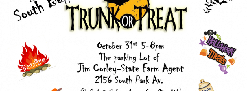 South Buffalo Trunk or Treat