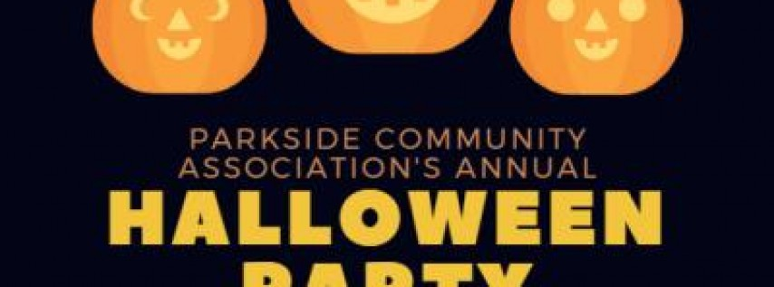Parkside Annual Halloween Party
