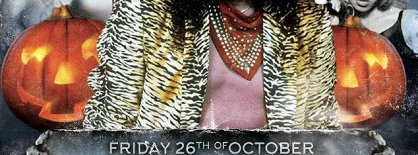 First Annual Dead Celebrity Ball, Hosted by RICK JAMES