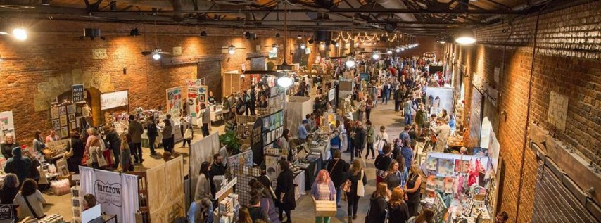 Indie Craft Experience Holiday Shopping Spectacular 2018