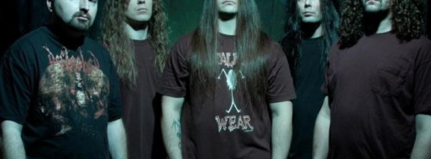 Cannibal Corpse in Asheville