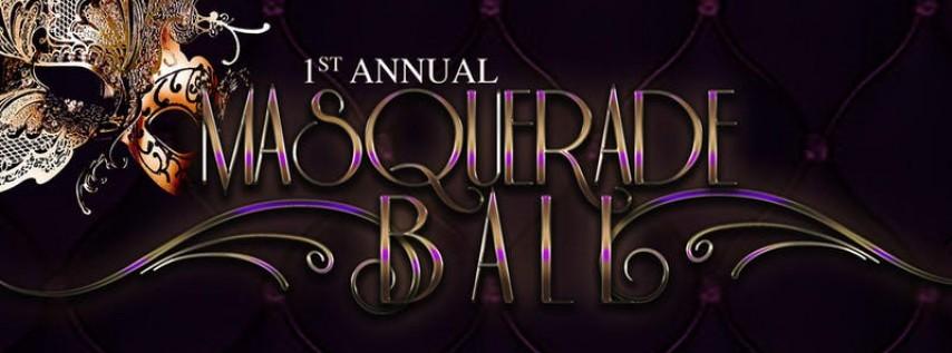 1st Annual Masquerade Ball