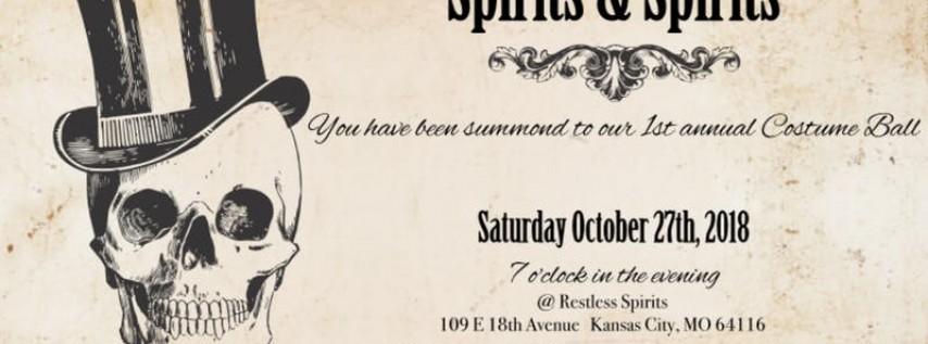 Kansas City Whiskey Club Annual Costume Ball