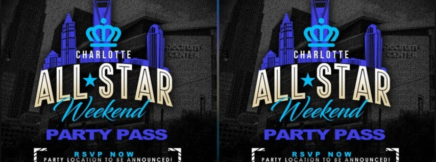 Free ALL-STAR 2019 weekend Charlotte Party Pass