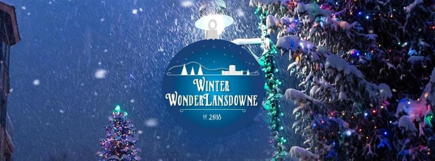 Christmas Tree Lighting & North Pole at Winter WonderLansdowne