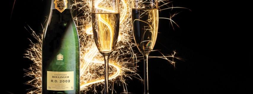 Truluck's Hosts Champagne Bollinger Dinner