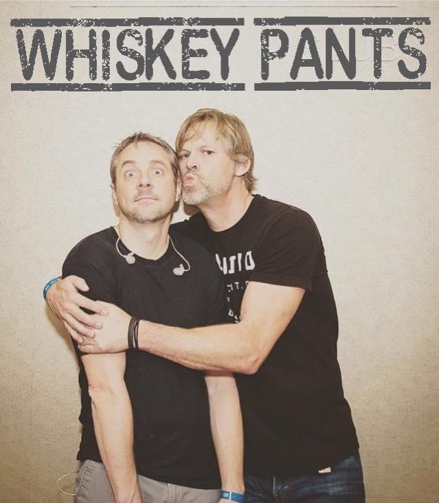 Whiskey Pants at Tge Ivy Tavern