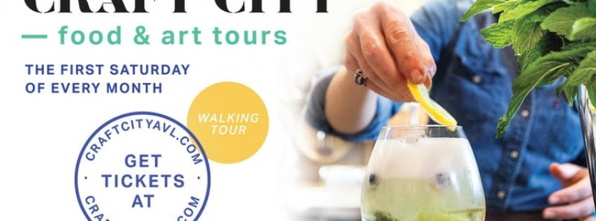 Craft City Food and Art Tours by Center for Craft