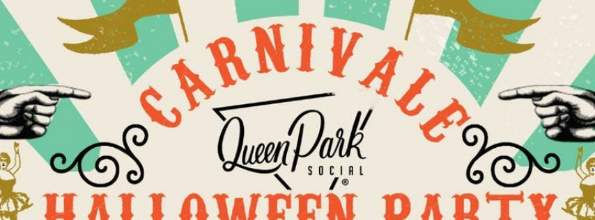 2nd Annual Carnivàle Halloween Party