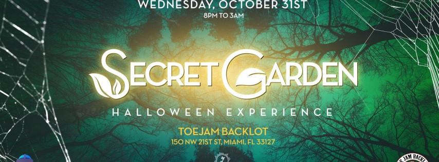 Secret Garden - Halloween Experience
