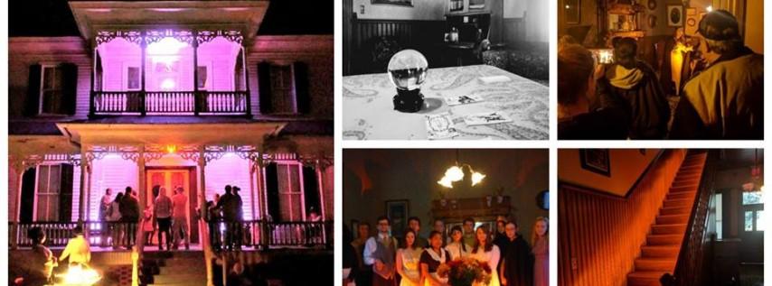 Hallowe'en Revels: Night Tours of the 1897 Poe House