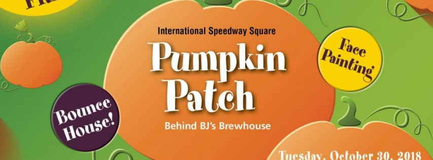 Pumpkin Patch at International Speedway Square