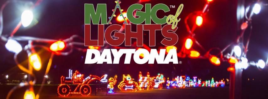 Magic of Lights at Daytona International Speedway