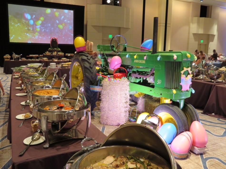 Easter Eggstraveganza at Hyatt Regency Lost Pines Resort & Spa