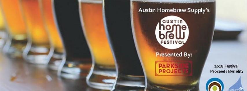 2018 Austin Homebrew Supply's Austin Homebrew Festival