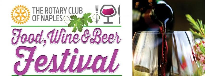 Food, Wine & Beer Festival - 2018