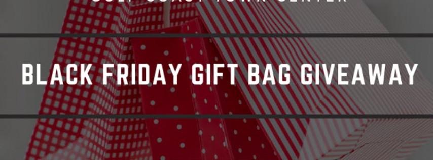 Black Friday Gift Bag Giveaway
