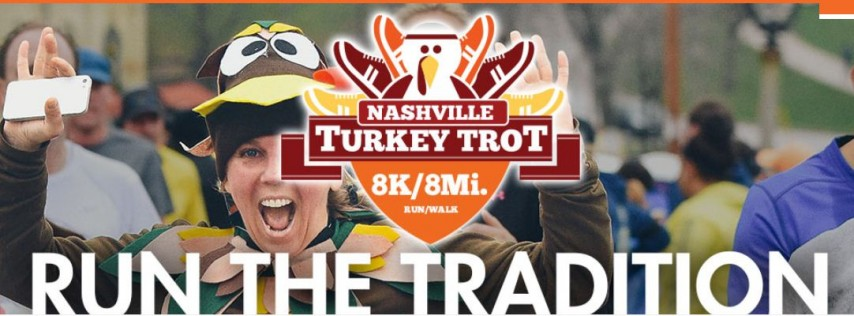 Nashville Turkey Trot - 8K and 8Mile