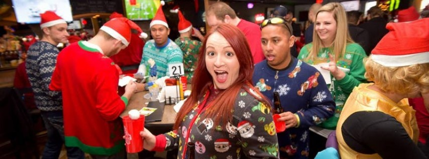 2nd Annual 12 Bars of Xmas Bar Crawl