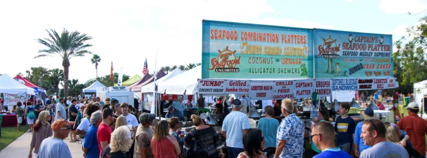 Riverfest Seafood Festival