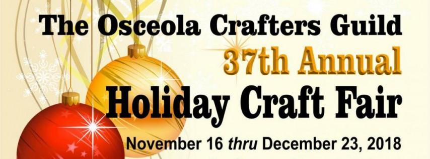 37th Annual Holiday Craft Fair