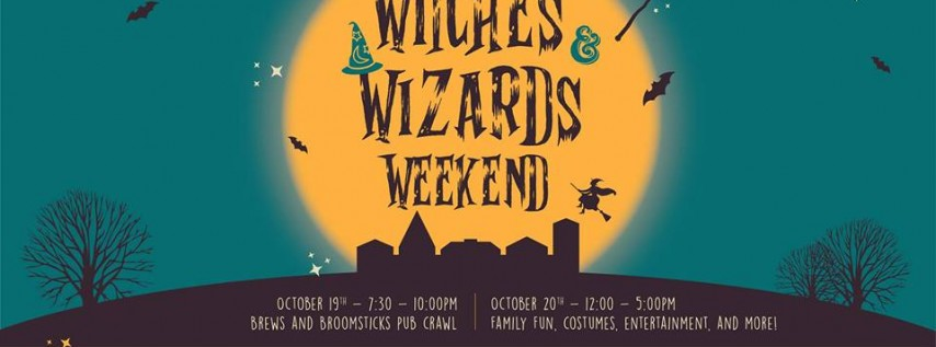 Chestnut Hill Witches & Wizards Weekend