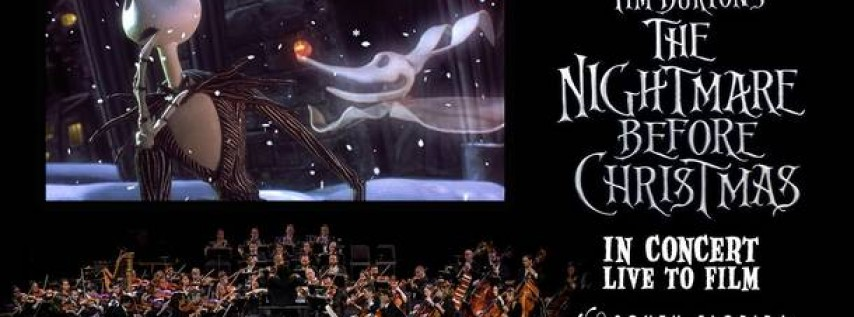 Tim Burton's The Nightmare Before Christmas, With Live Orchestra