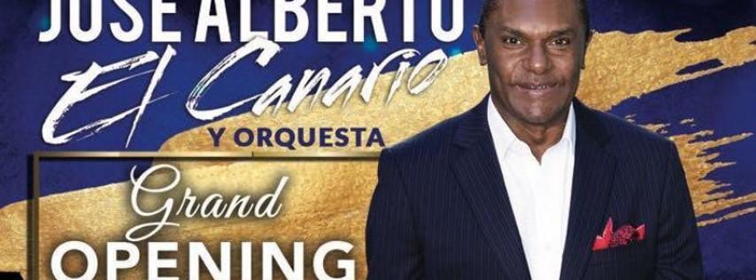 JOSE ALBERTO (EL CANARIO) Y ORQUESTA