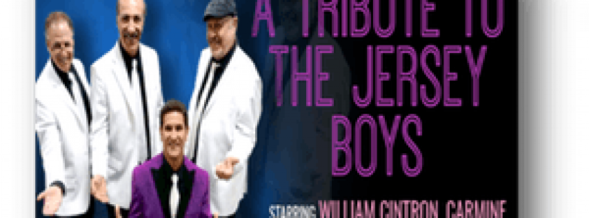 Winter Concert Series - Jersey Boys Tribute