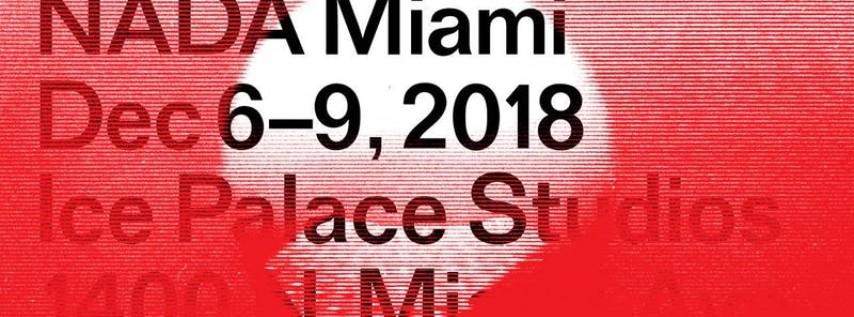 NADA Miami 2018