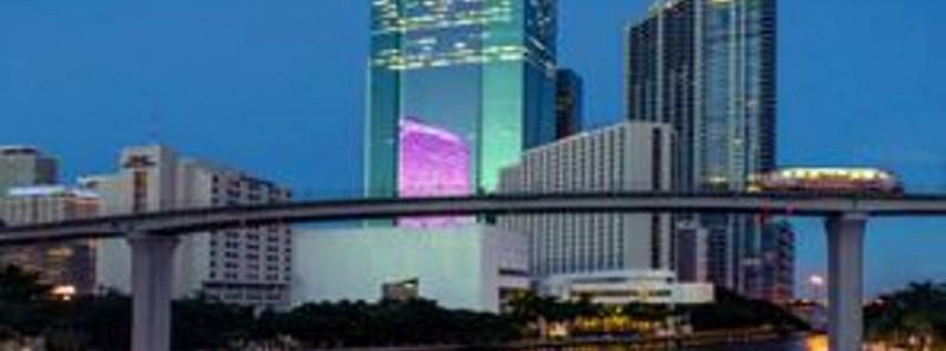 Miami River Art Fair 2018