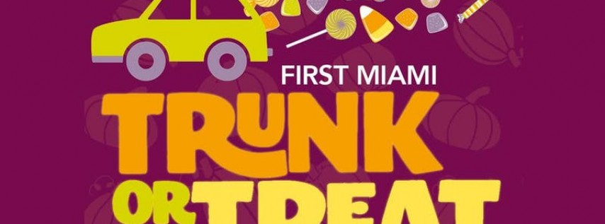 First Miami Trunk or Treat
