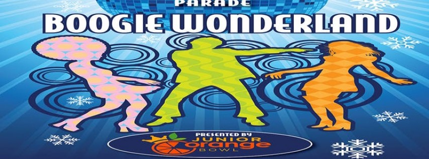 Junior Orange Bowl 70th Annual Parade Boogie Wonderland
