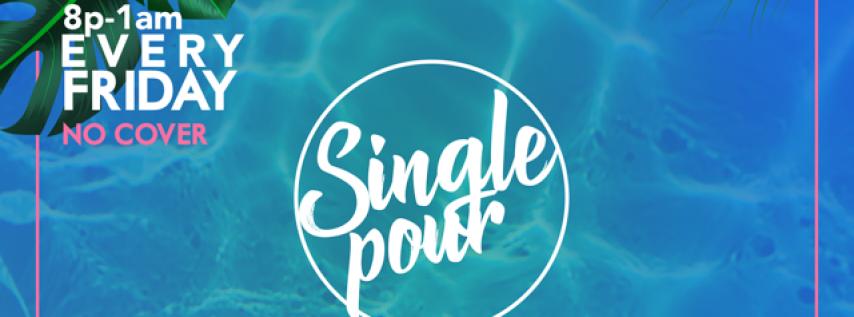 Single Pour at Repour Bar
