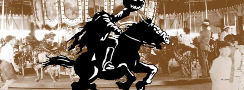 Haunted Horse Rides @ Hampton Carousel