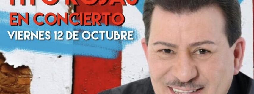 Tito Rojas LIVE at Martini Bar!